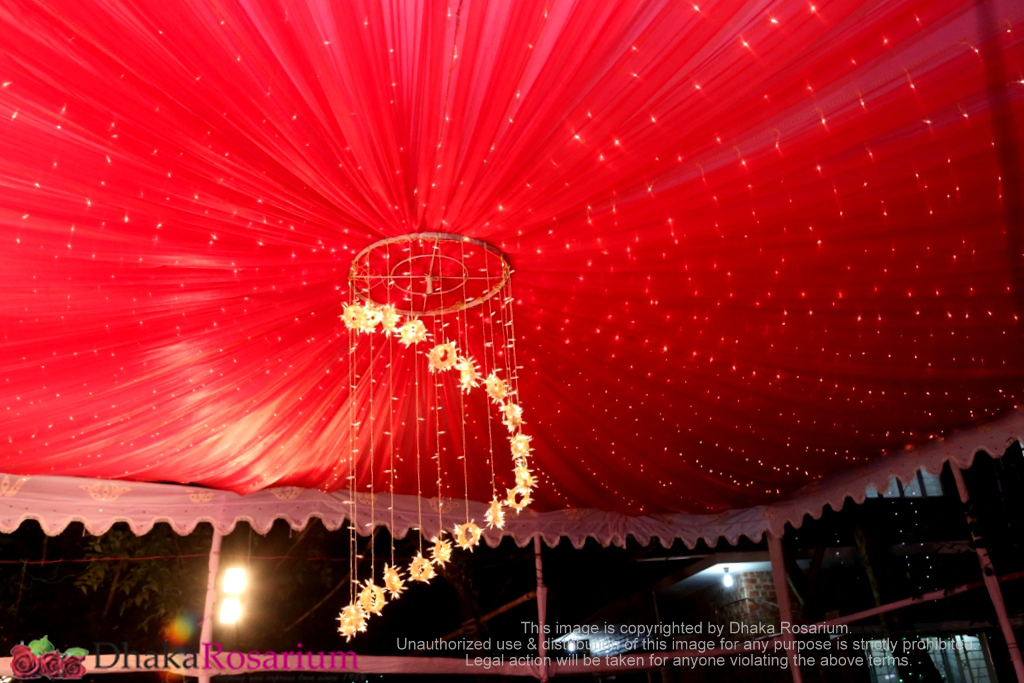 Event Name: Haldi Ceremony of Rezwan Decor : Dhaka Rosarium Venue: Private Residence © Dhaka Rosarium All Rights Reserved | 2016. Please do not use these pictures without permission