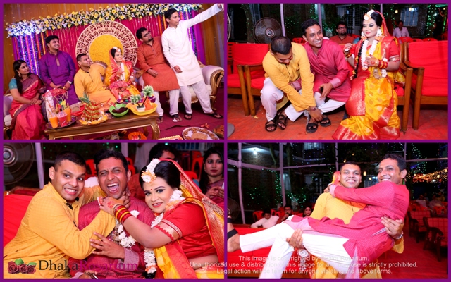 Event Name: Haldi Ceremony of Rezwan Decor : Dhaka Rosarium Venue: Private Residence © Dhaka Rosarium All Rights Reserved   2016. Please do not use these pictures without permission