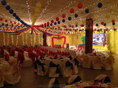 Anayahs 1st Birthday Party Dhaka Rosarium