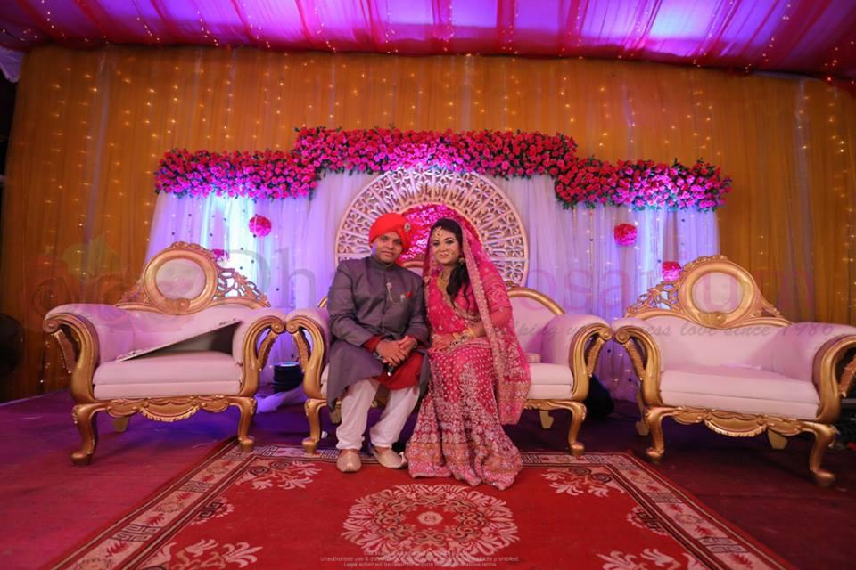 Wedding Reception Of Rezwan
