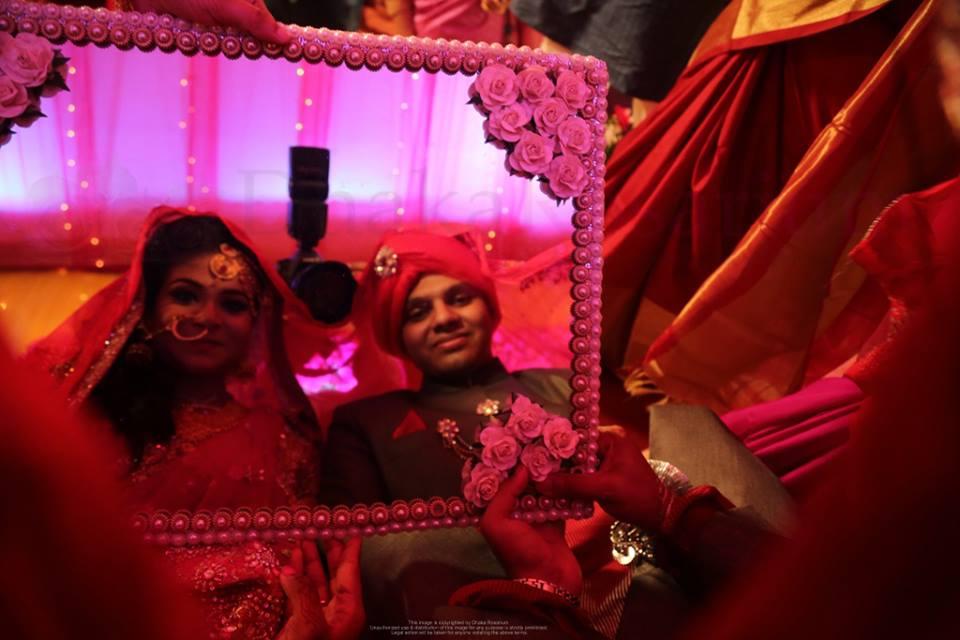Wedding Reception Of Rezwan Dhaka Rosarium