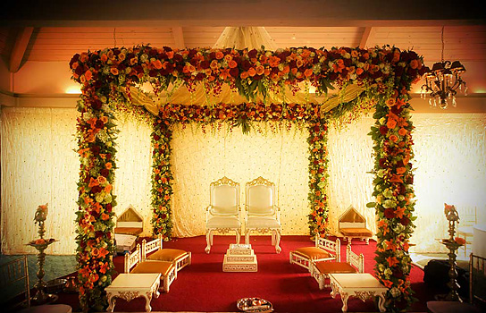 Complete wedding solution dhaka rosarium for Wedding planner decoration