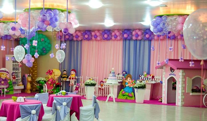 Theme Based Birthday Party Dhaka Rosarium