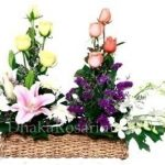 Cute Tranquillity Basket (WB05)